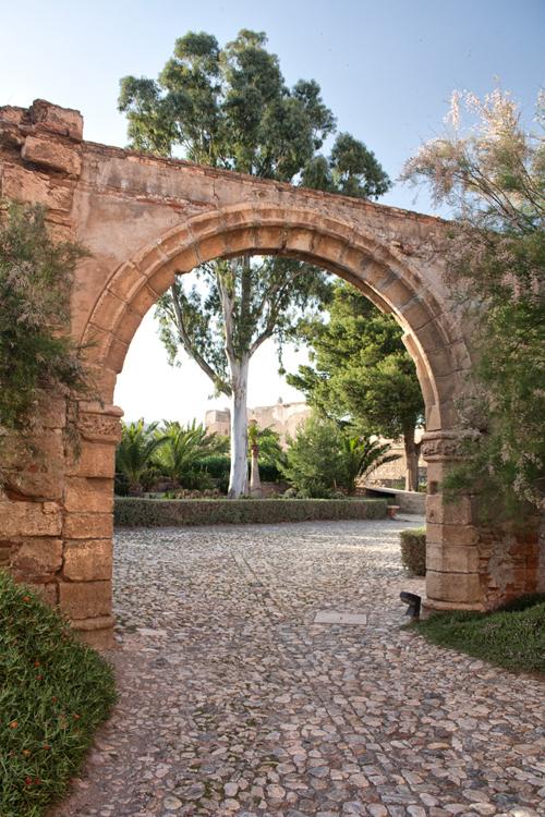 Arco de entrada al segundo recinto