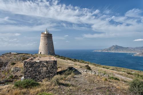 Torre de los Lobos-Faro de la Polacra