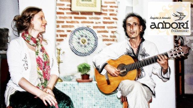 Amadís y Ángela