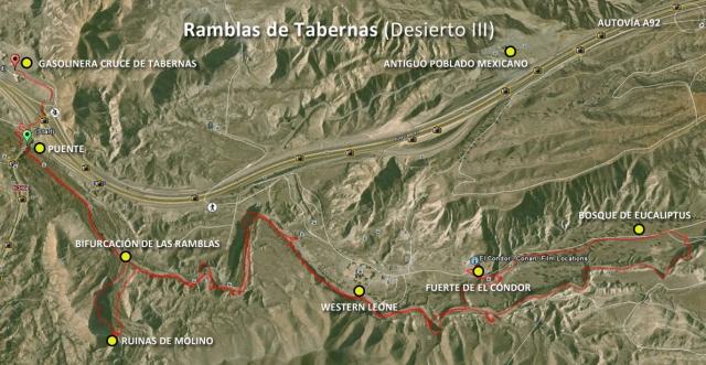 Ruta Desierto III