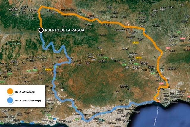 map_La Ragua