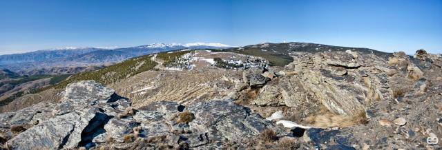 Panorama_Sierra-Nevada