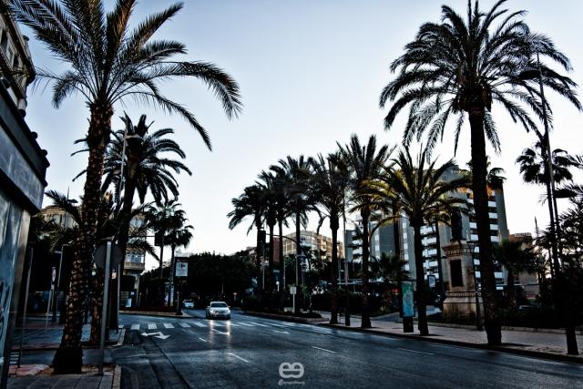Almeria-morning