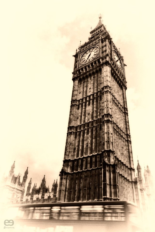 Old-fashioned-Big-Ben-4