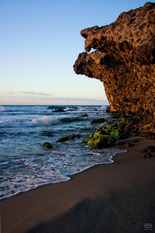 despertar de una roca