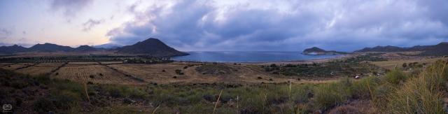 Panorama Genoveses alta