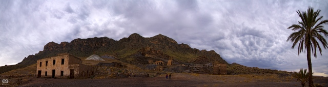 poblado minero sierra del aguilon