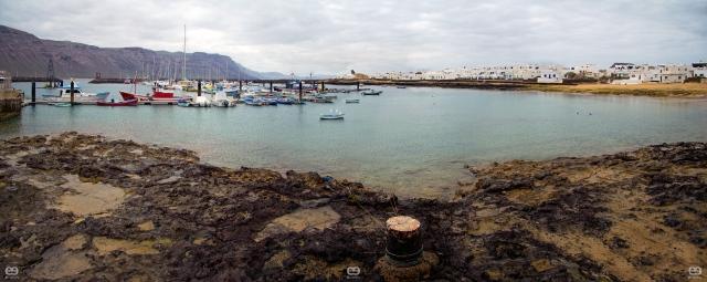 Puerto de Caleta de Sebo